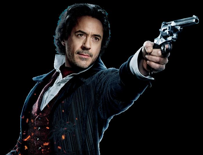 2069_sherlock-holmes-prev - Sherlock Holmes HD PNG