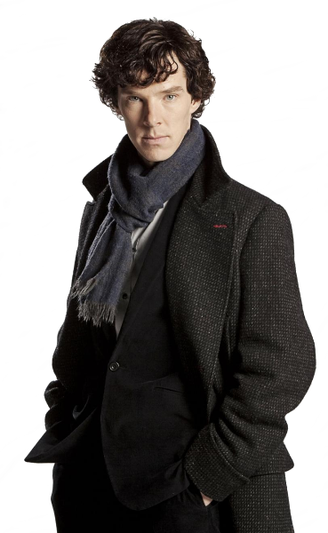 Sherlock Holmes HD PNG - 90167