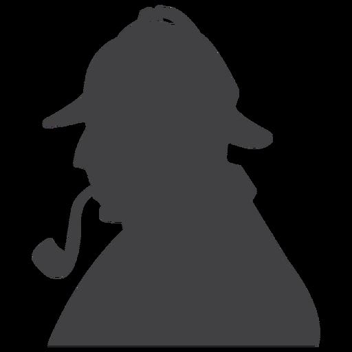 Sherlock holmes silhouette png - Sherlock Holmes HD PNG
