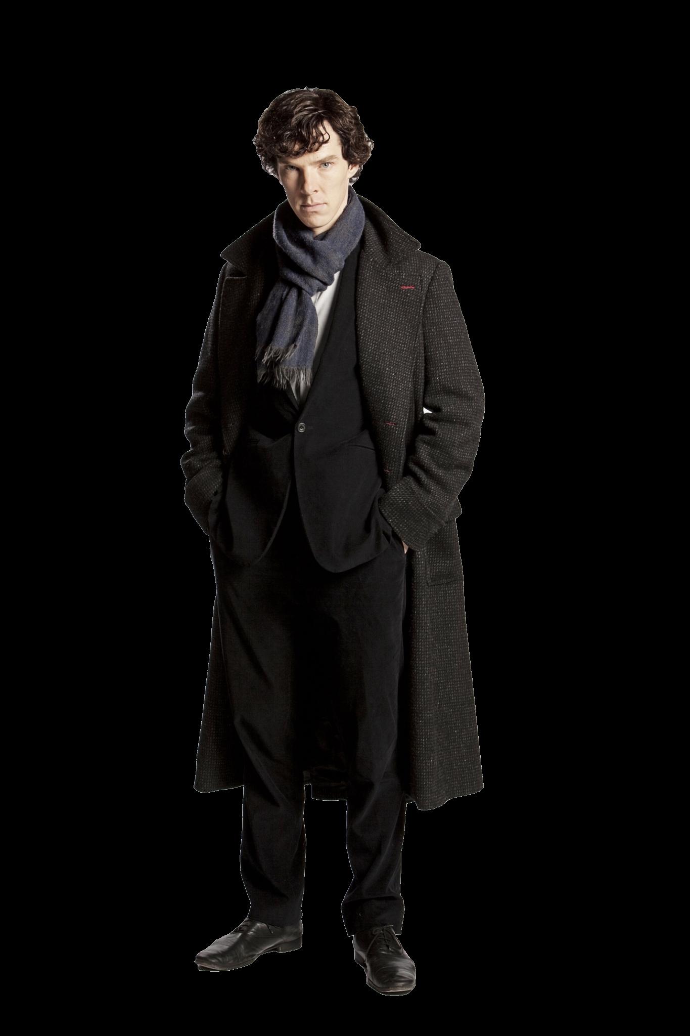 Sherlock PNG Photo - Sherlock Holmes HD PNG
