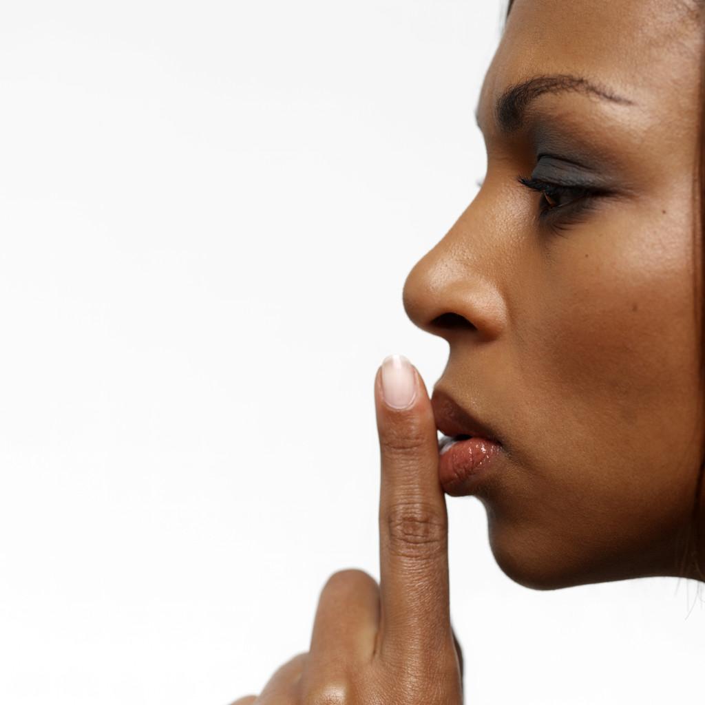 Shhh Lips PNG - 85877