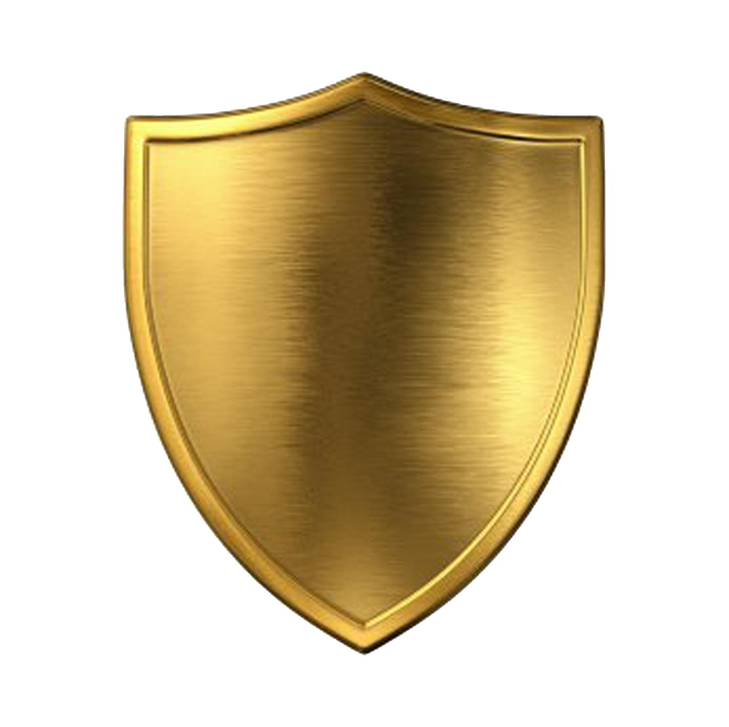 gold shield PNG image, free picture download - Shield PNG
