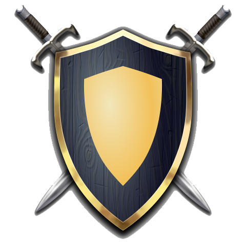 PNG File Name: Sword Shield PlusPng.com  - Shield PNG