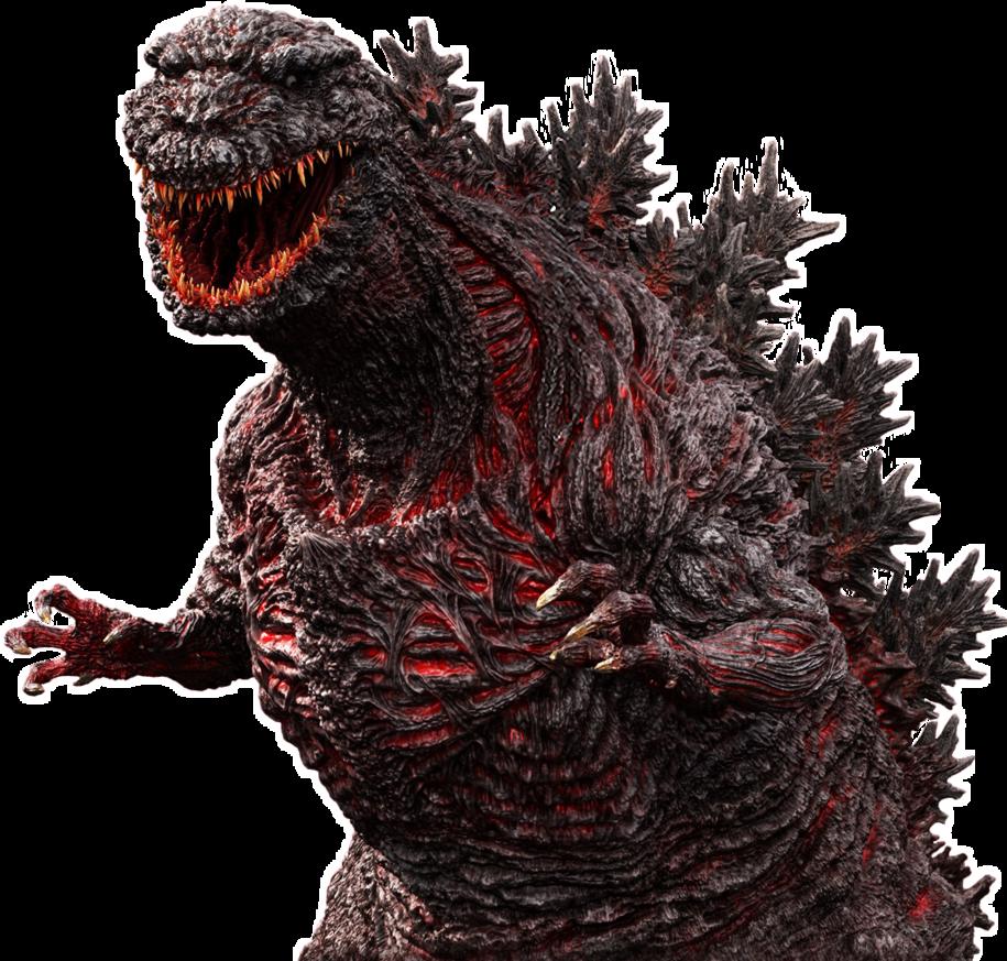 Godzilla PNG - 1401