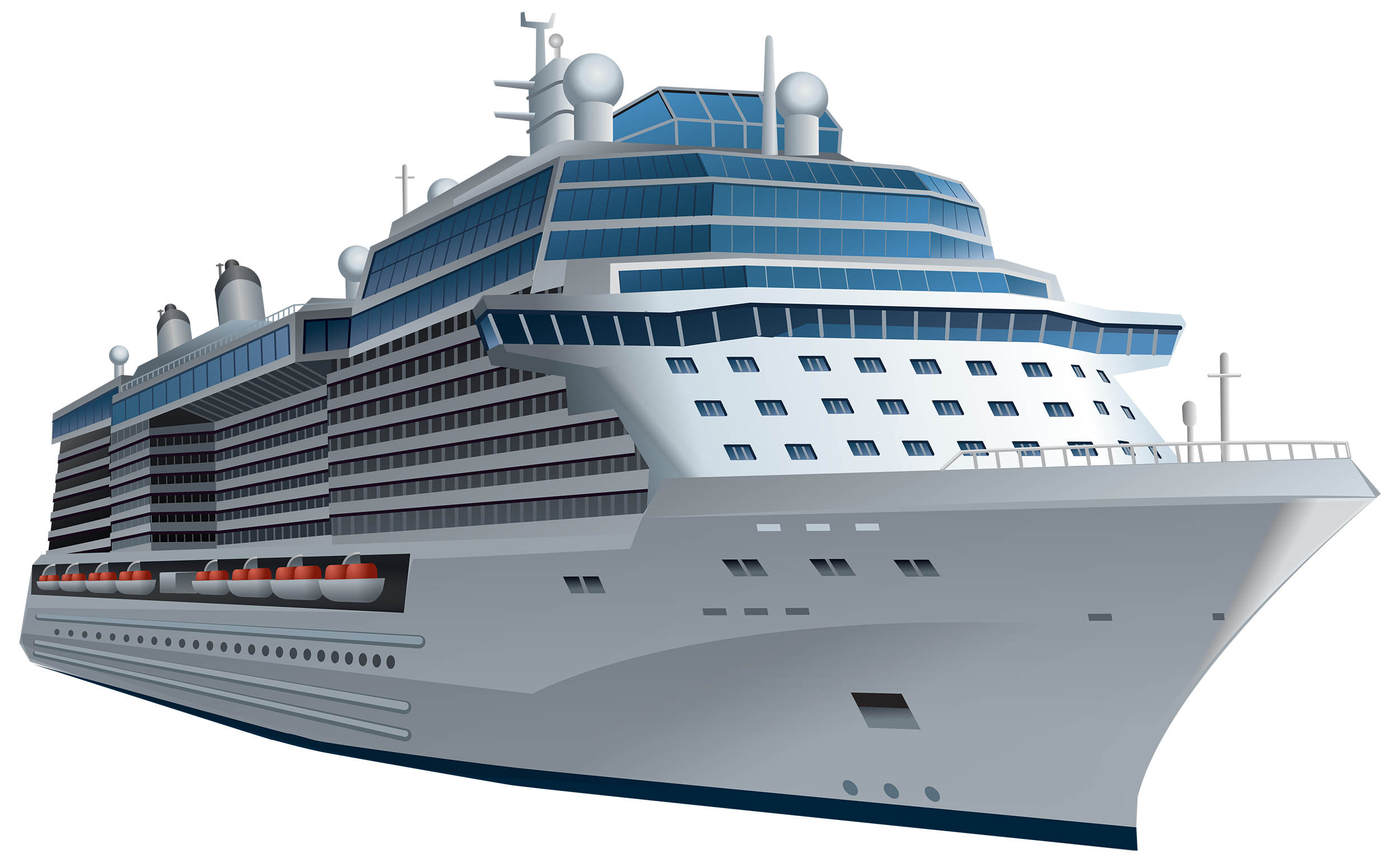 Cruise Ship PNG Transparent - Ship PNG HD