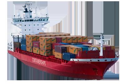 Ship PNG - 9487