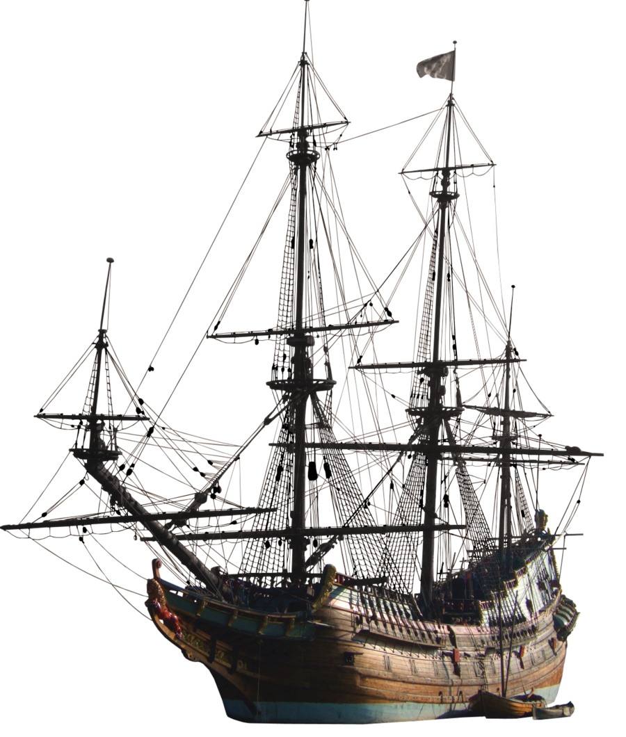 Ship PNG - 9488