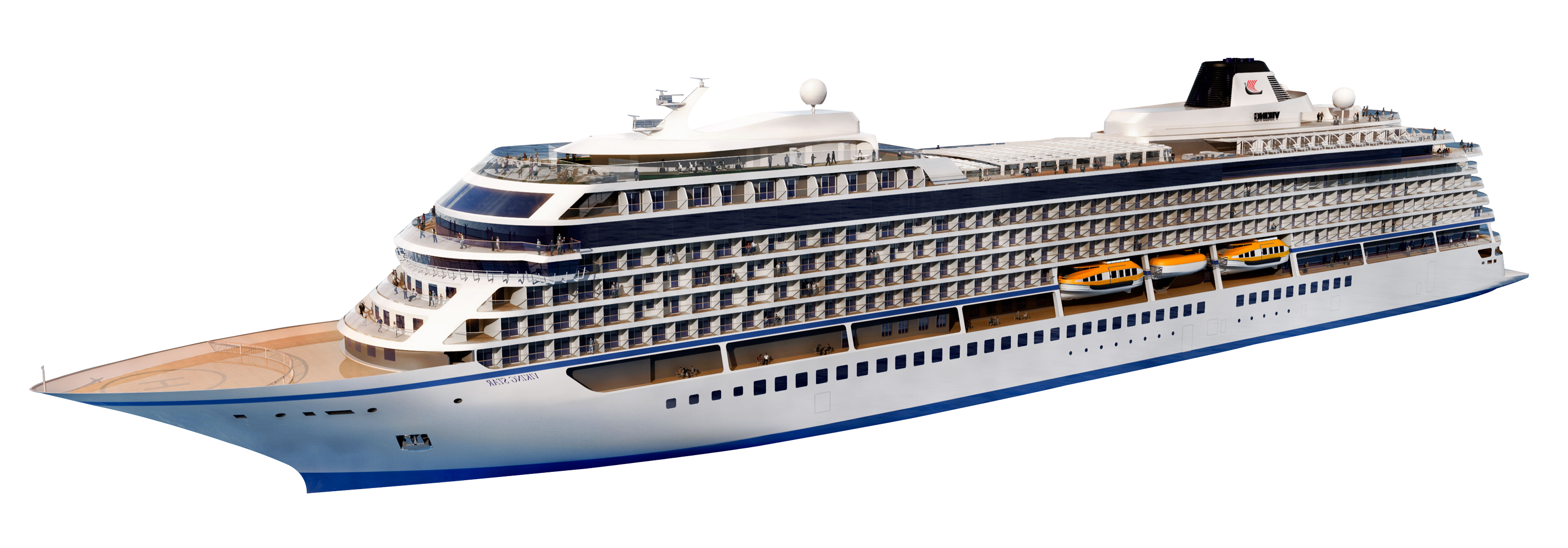 Ship Transparent Background - Cruise Ship PNG