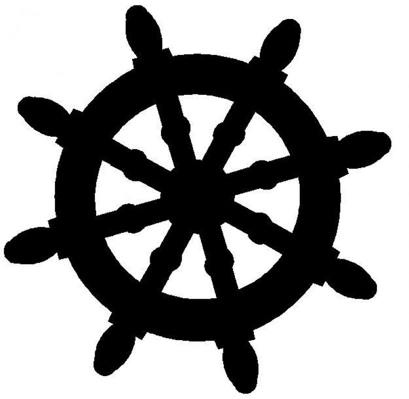 Ships Wheel PNG HD - 131745