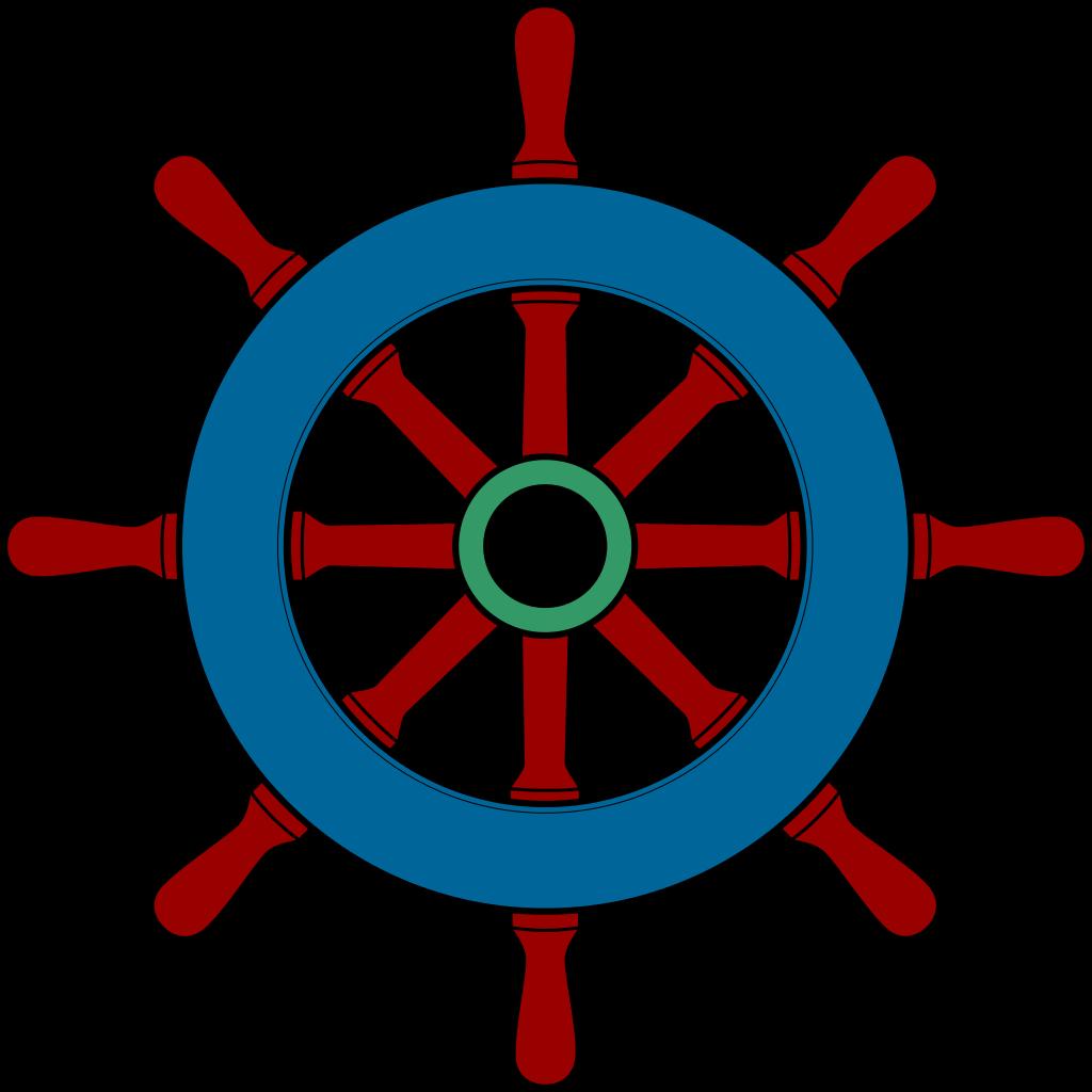 Ships Wheel PNG HD - 131743