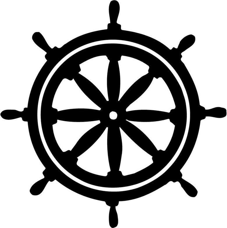 Ships Wheel PNG HD - 131733