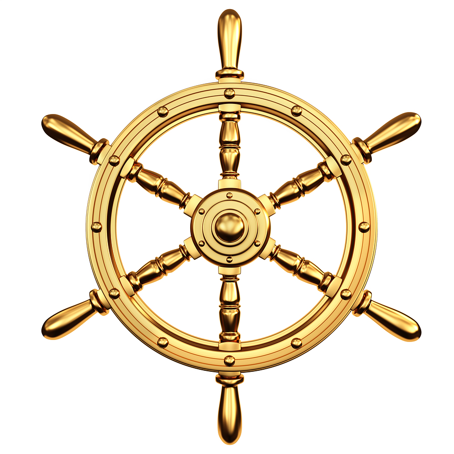 Ships Wheel PNG HD - 131738
