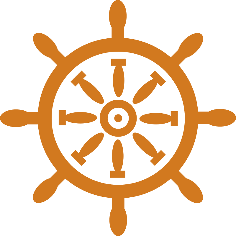 Ships Wheel PNG HD - 131742