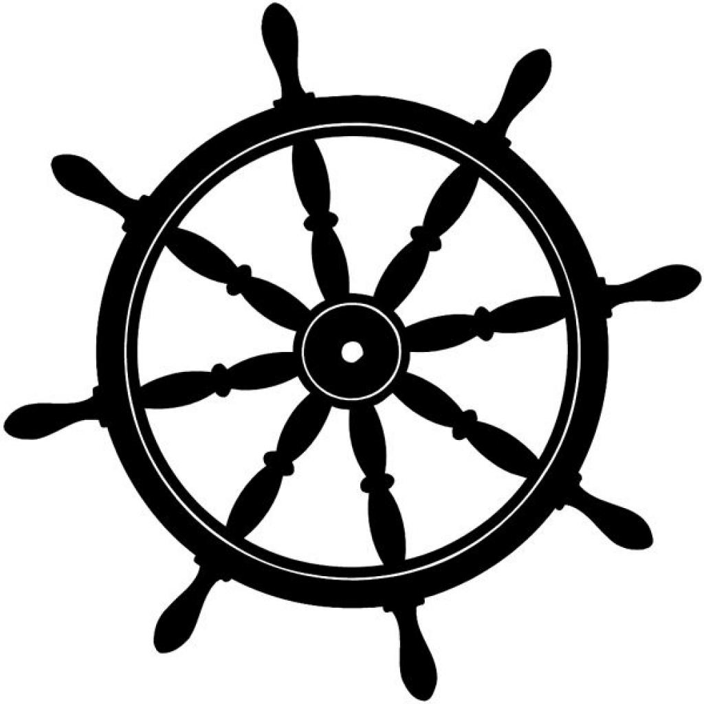 Ships Wheel PNG HD - 131732