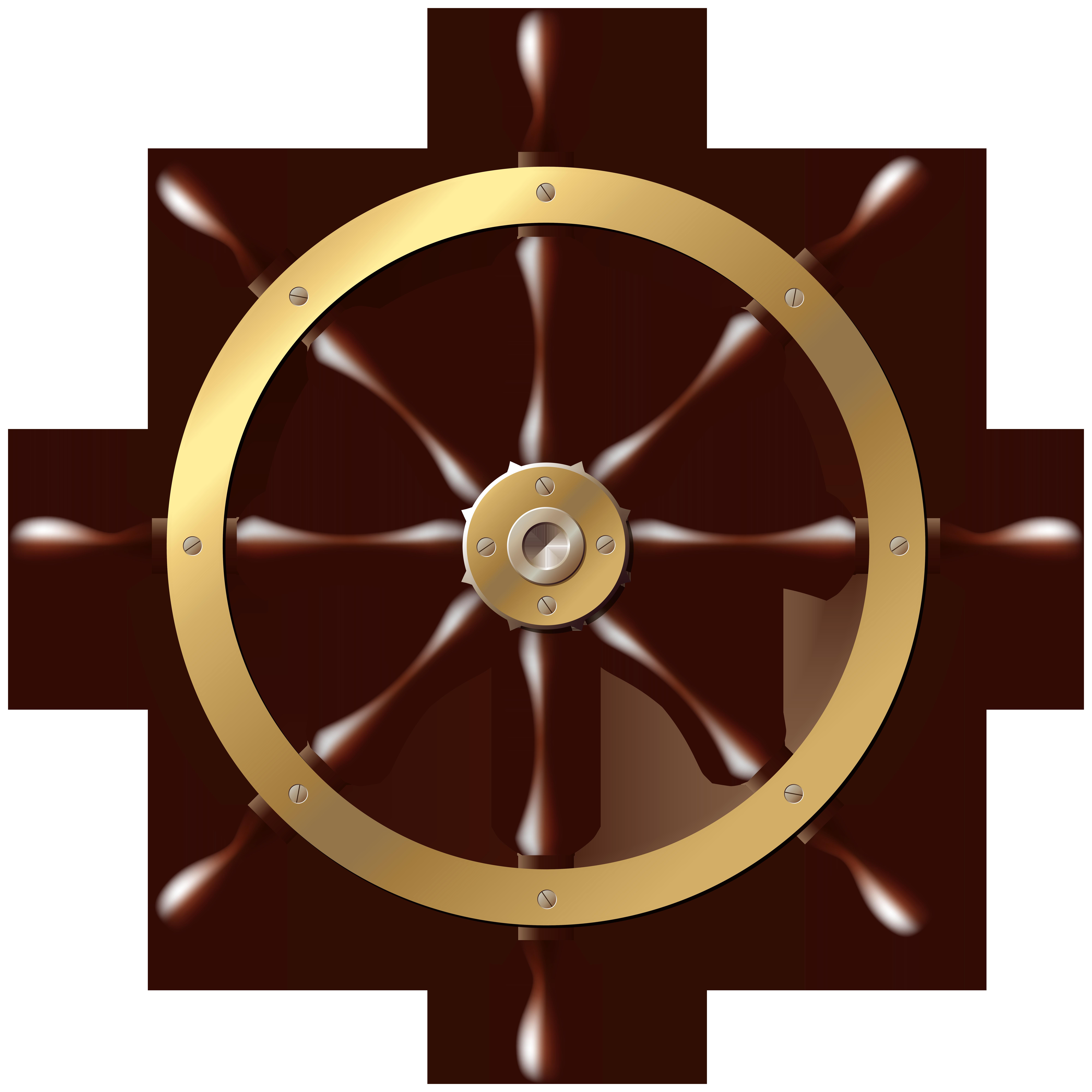 Ships Wheel PNG HD - 131729