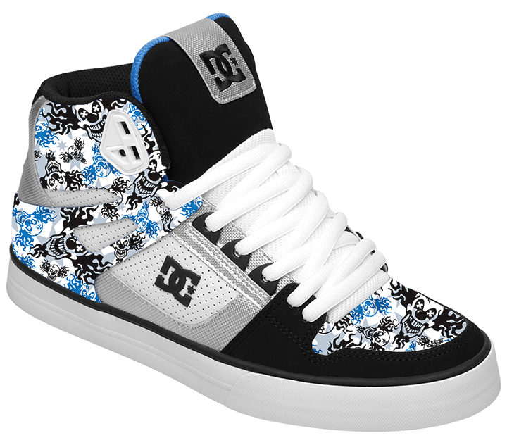 DC Shoes All Rights Reseved. - Shoe HD PNG