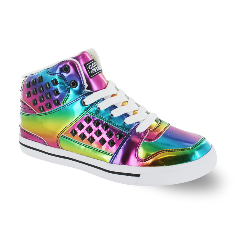 Gotta Flurt | Hip Hop HD II: Multi / White | 3496-GFL- - Shoe HD PNG