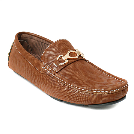 Mens Designer Loafer Shoes - Shoe HD PNG
