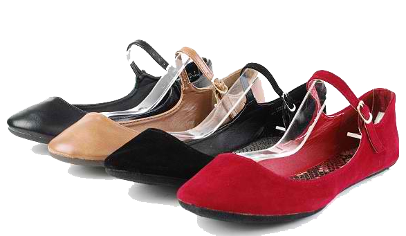 Ladies Flat Shoes On Sale