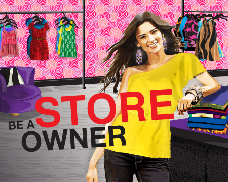 Be a Store Owner! - Shop Owner PNG