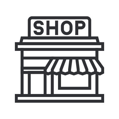 Main Dishes · Shop - Shop PNG Black And White