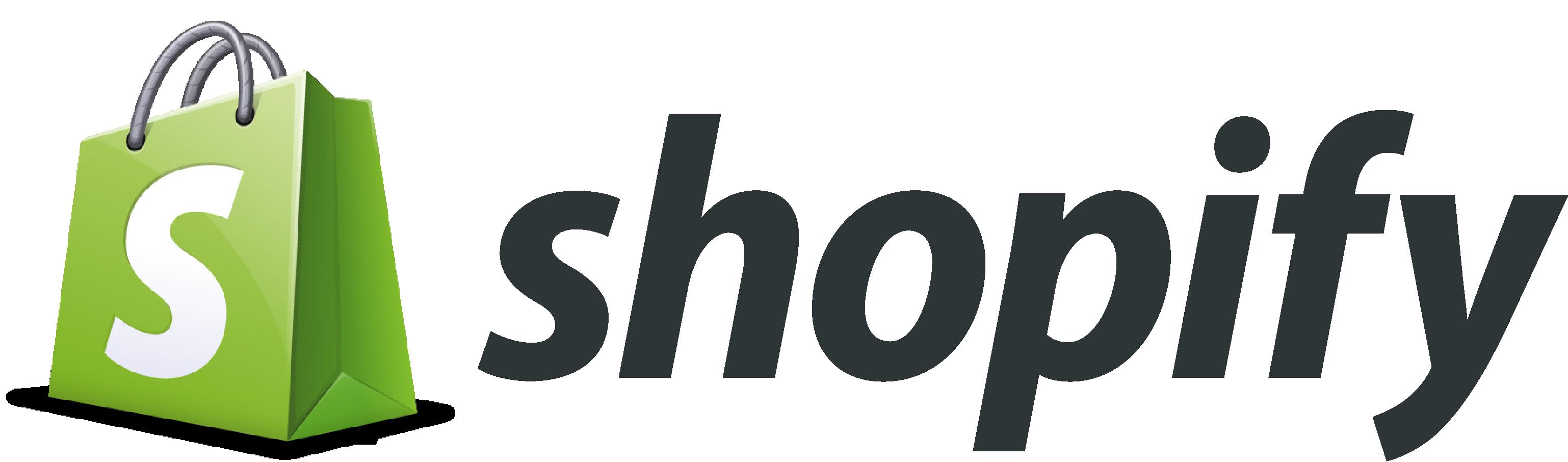 shopify-logo - Shopify Logo PNG