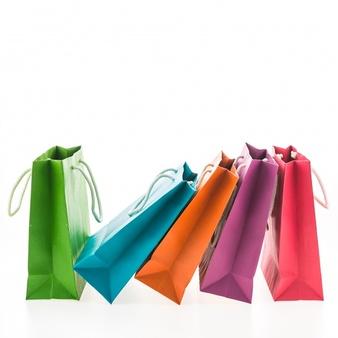 Shopping Bag PNG - 12029