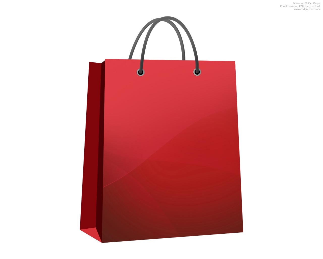 Shopping Bag PNG - 173705