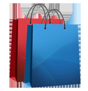 Shopping Bag PNG - 173714