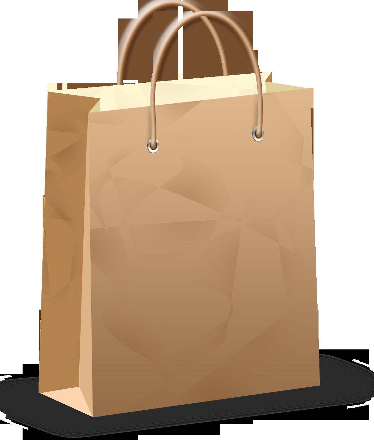 Shopping Bag PNG - 173702