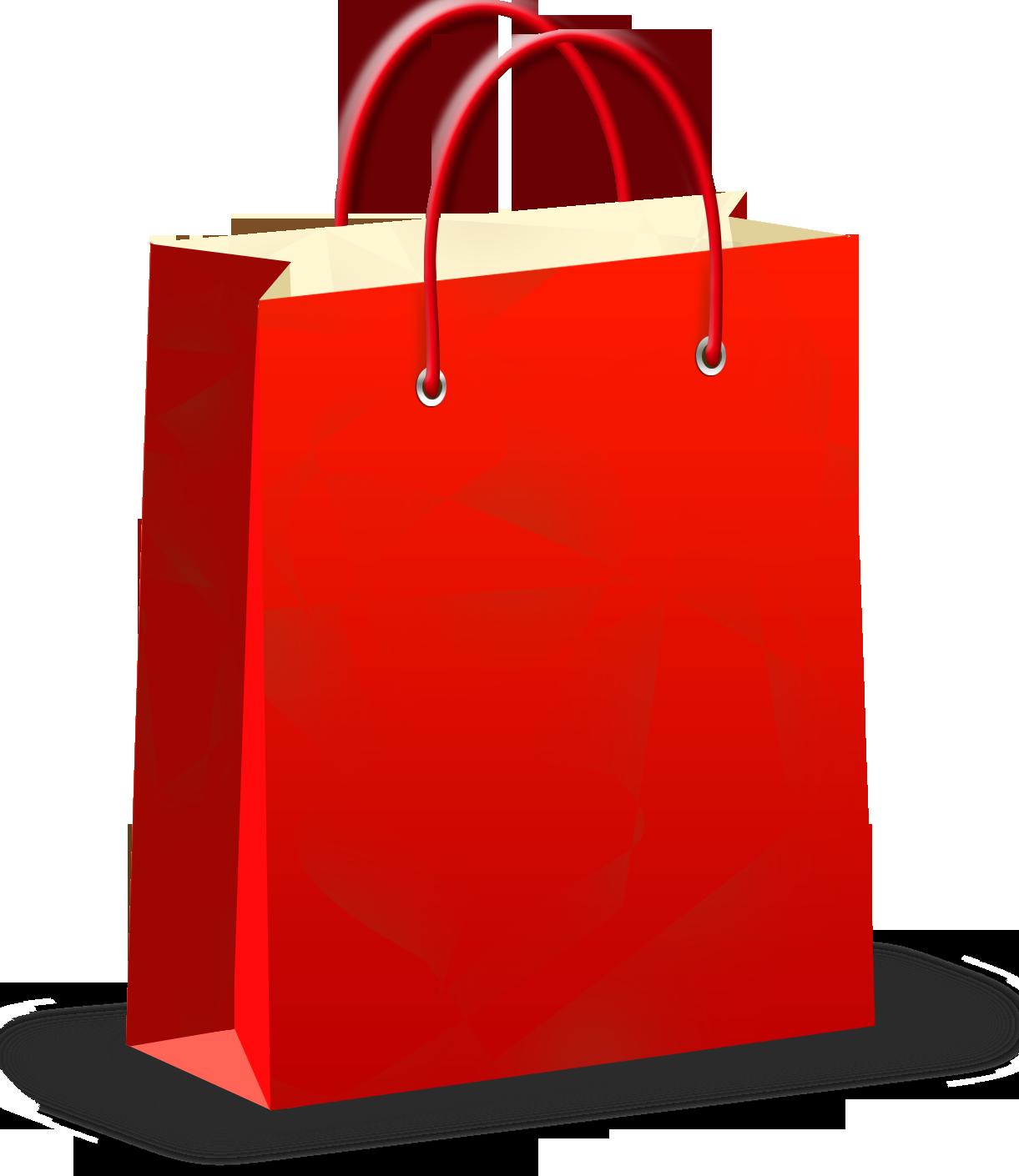 Shopping Bag PNG - 173716