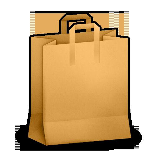 Paper shopping bag PNG image - Shopping Bag PNG