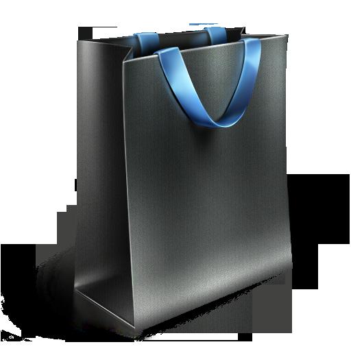 Shopping Bag PNG - 12035