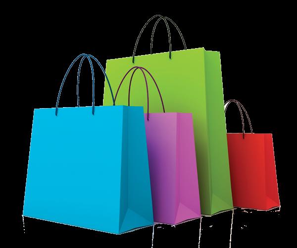 Shopping Bag PNG - 173701