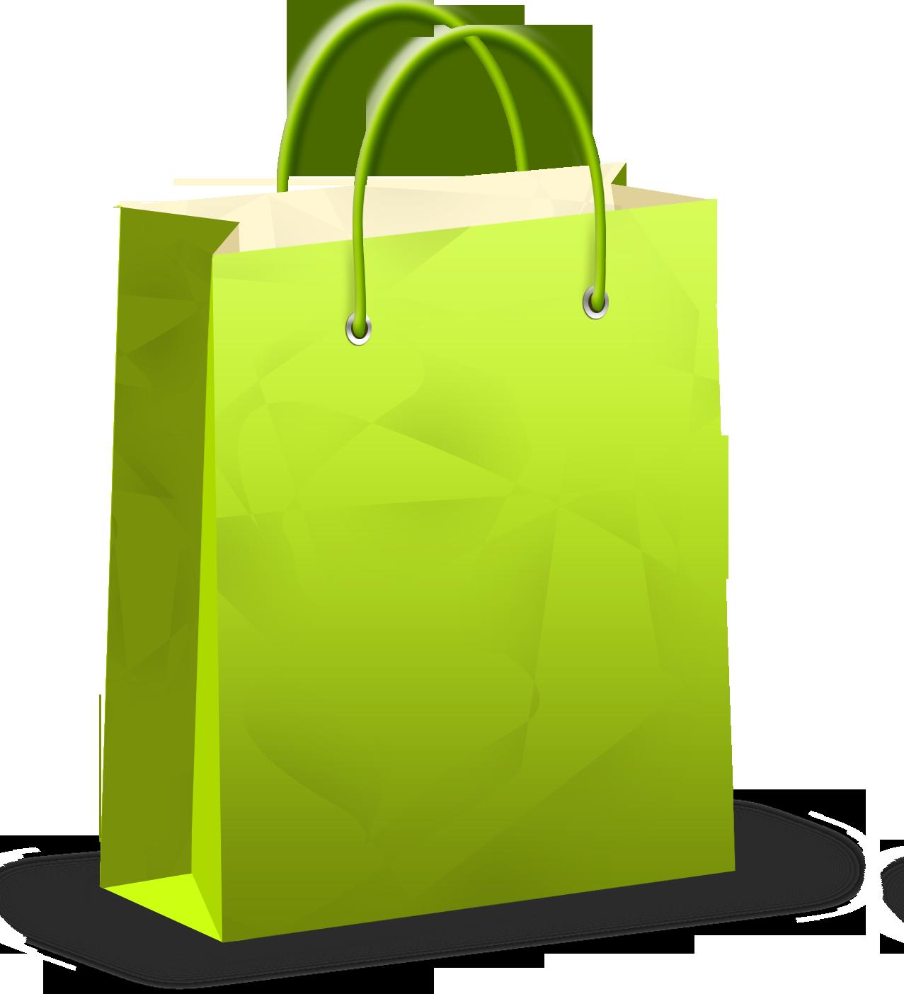 Shopping Bag PNG - 12021
