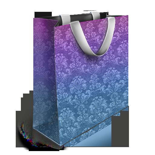 Shopping Bag PNG - 12030