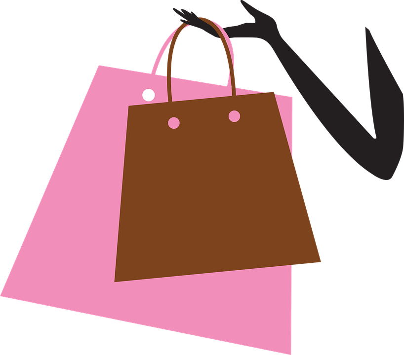 Shopping, Bags, Shopping Bag, Shopaholic - Shopping Bag PNG