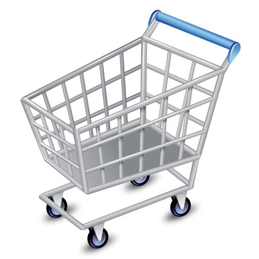 Shop-cart Icon. PNG File: 512x512 Pixel - Shopping Carts PNG