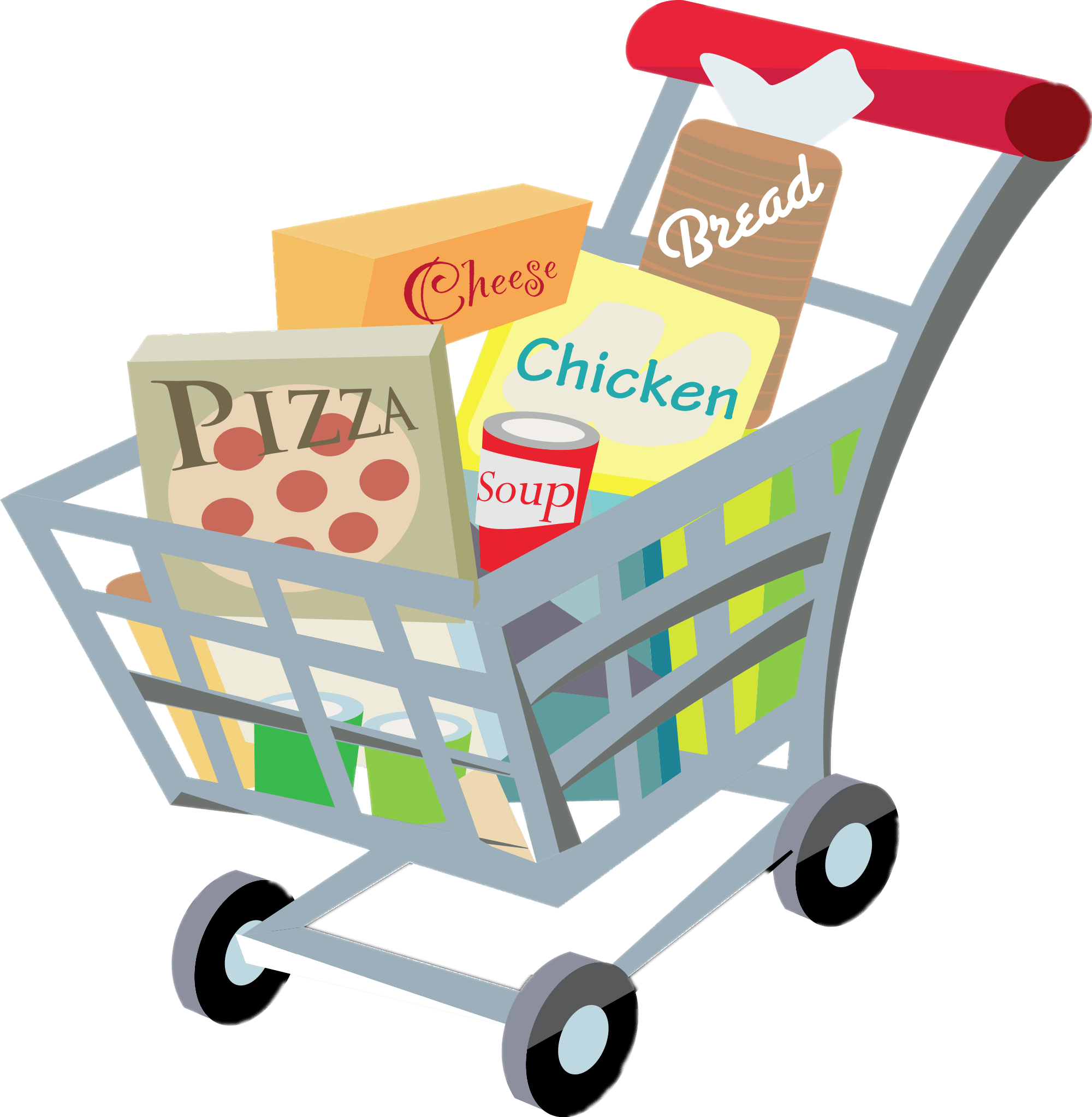 Shopping Cart Clipart - Shopping Carts PNG