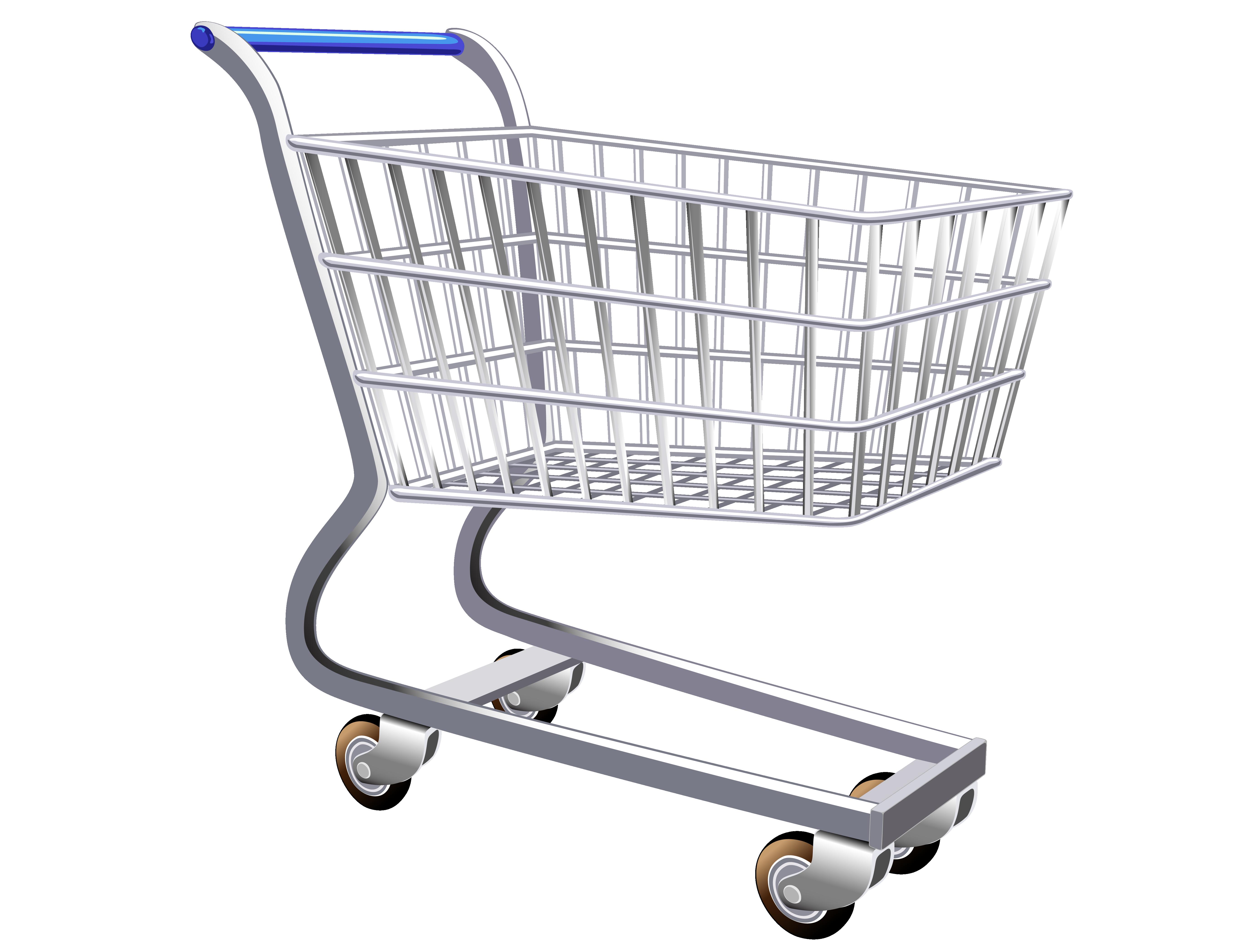 Shopping Cart PNG - Shopping Carts PNG