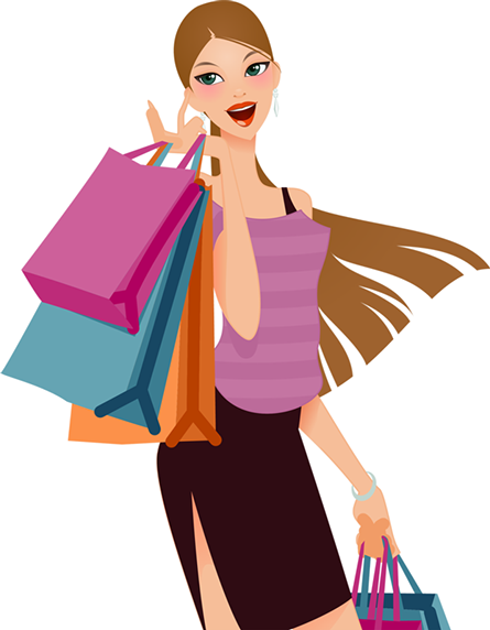 Shopping PNG-PlusPNG.com-445 - Shopping PNG