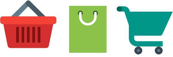 Related icons that you may find of use include the Shopping Basket, Shopping  Bag and Shopping Cart. - Shopping PNG