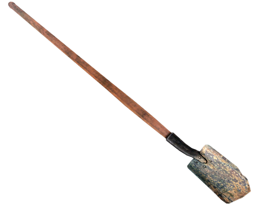 Shovel.png - Shovel HD PNG