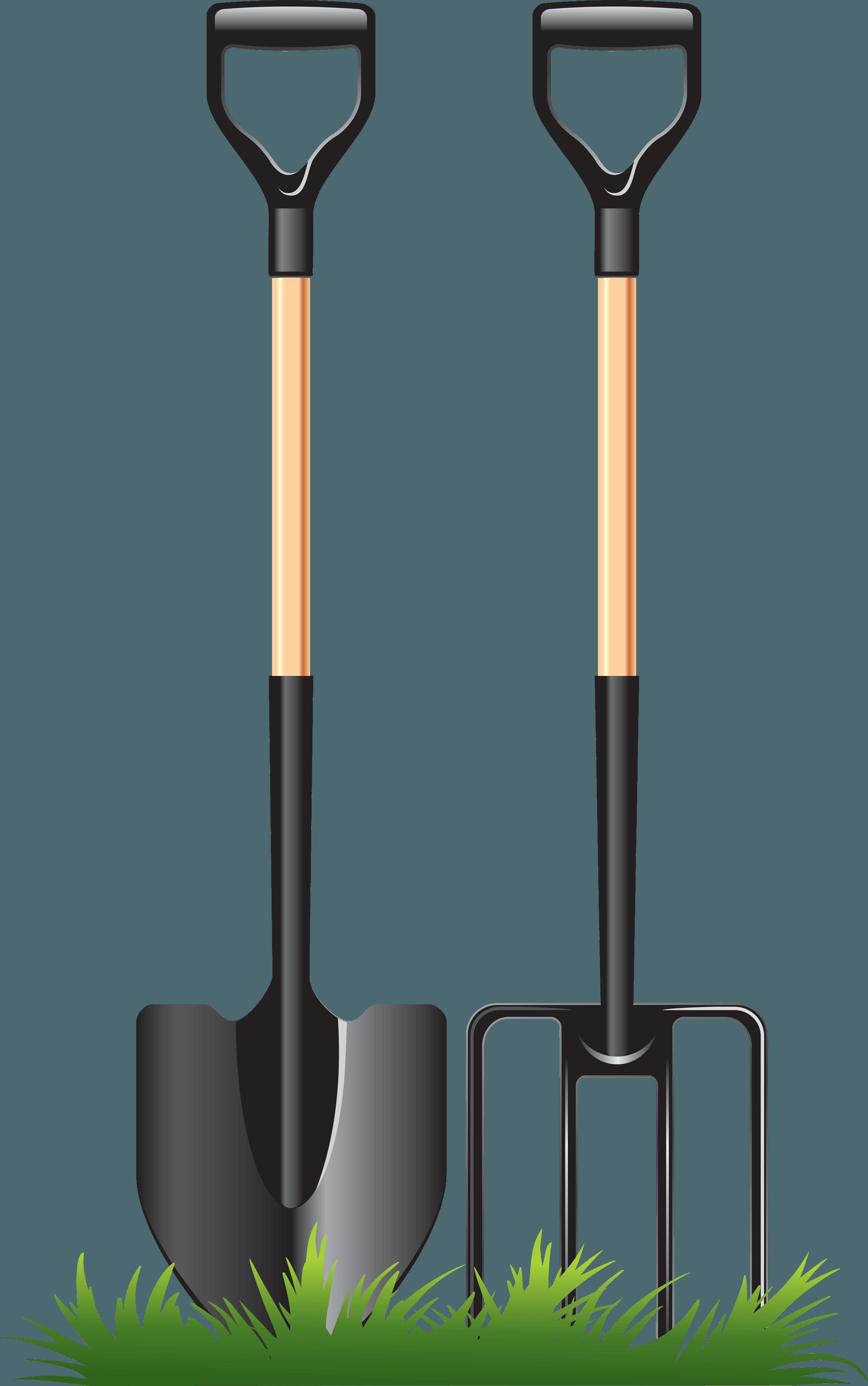Shovel PNG - 7982