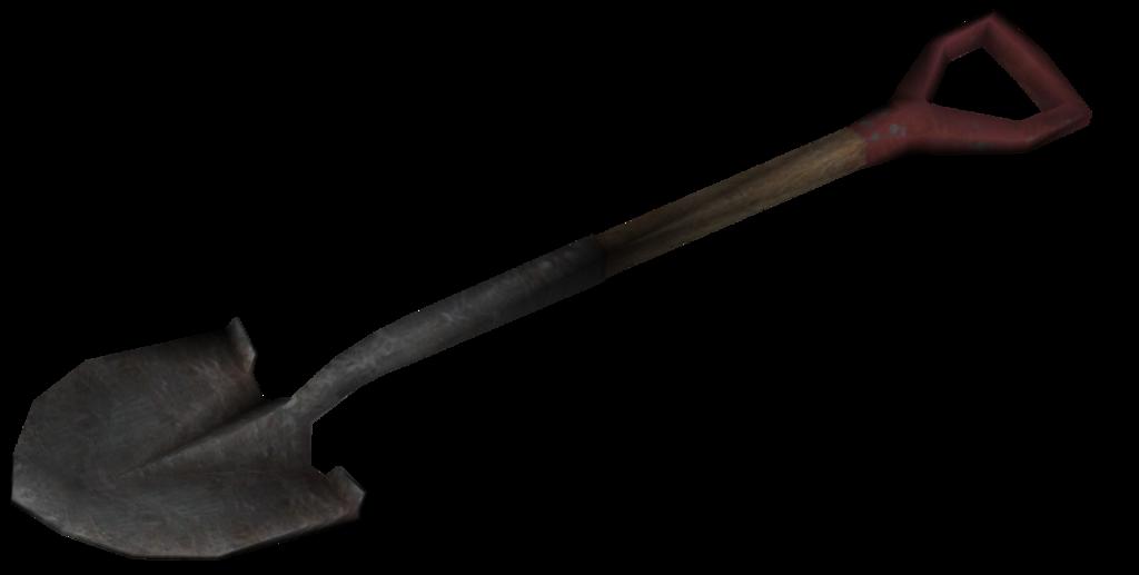 Shovel PNG - 7971