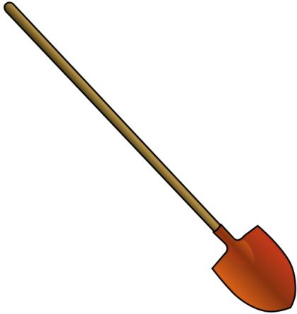Shovel PNG - 7981