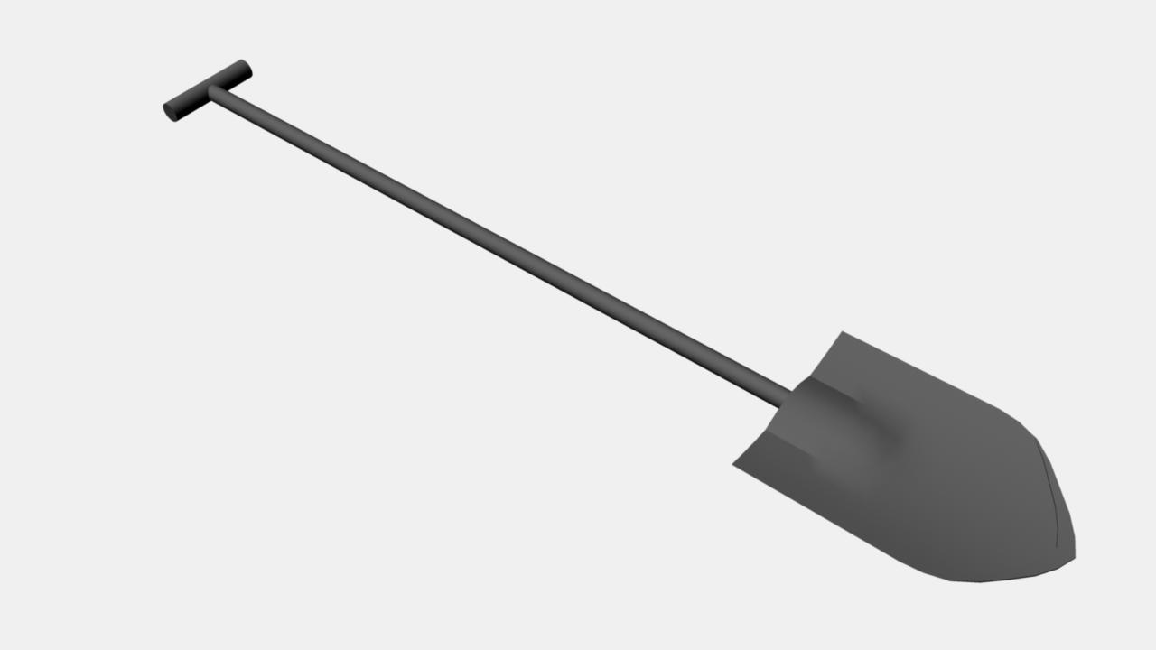 Shovel PNG - 7970