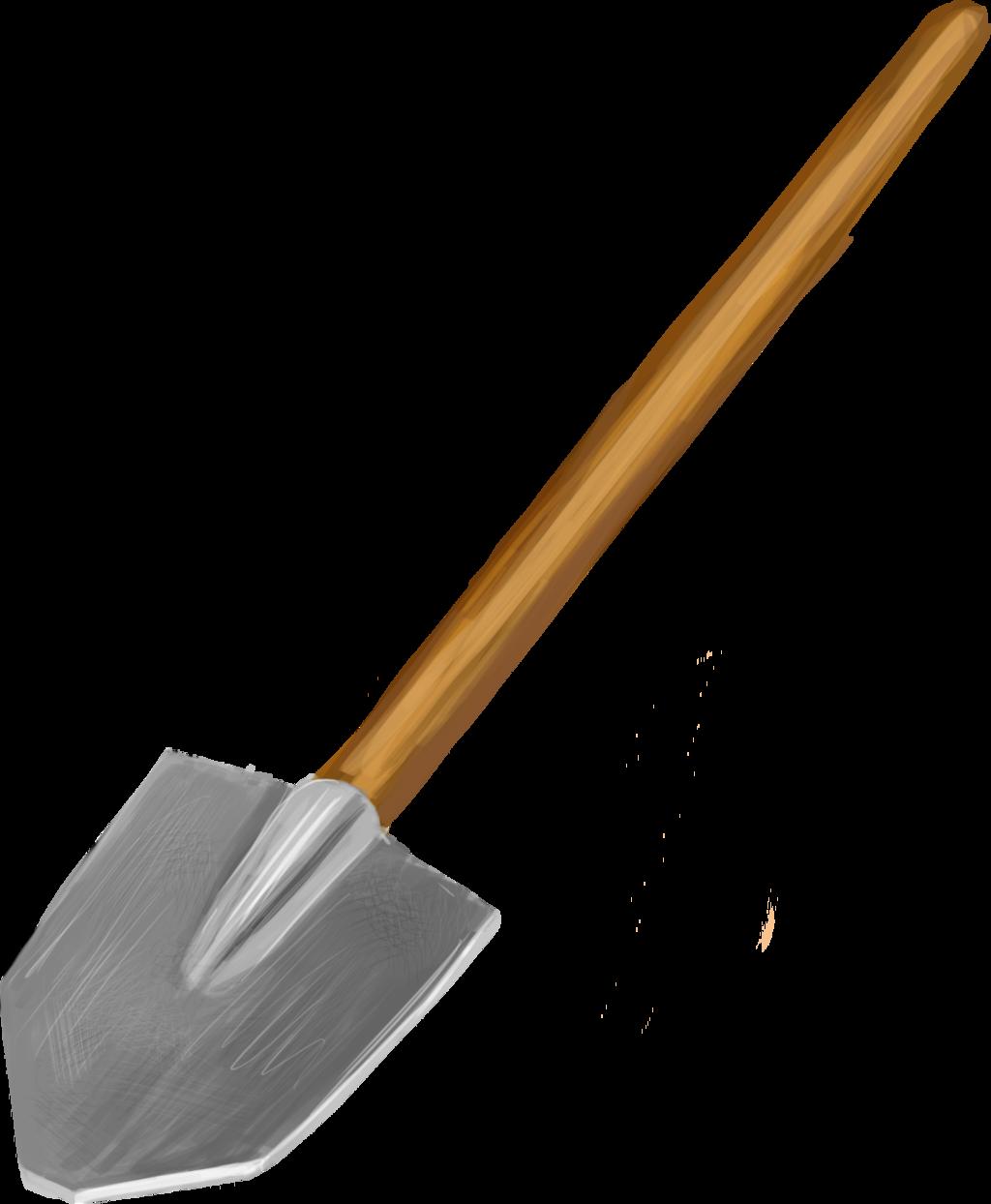 Shovel PNG - 7966