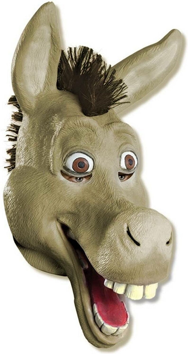 Shrek Donkey PNG-PlusPNG.com-794 - Shrek Donkey PNG
