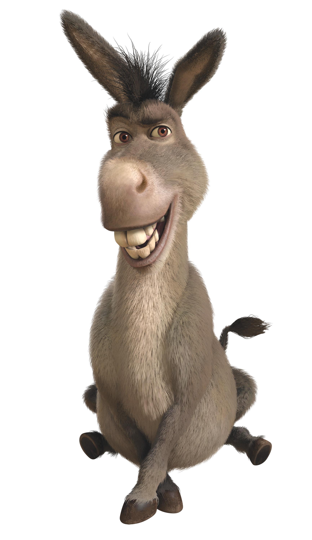 Donkey - Shrek Donkey PNG